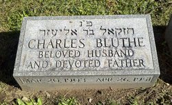 Charles Bluthe