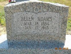 Helen <i>Knight</i> Adams