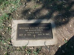 William Ralph Abshire