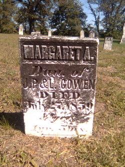 Margaret A Cowen