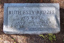 Ruth <i>Esty</i> Brizzee