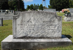 Ida <i>Jacob</i> Adams