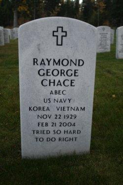 Raymond George Chase