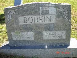 Eula Ernestine <i>Gerwig</i> Bodkin