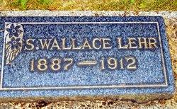 S Wallace Lehr