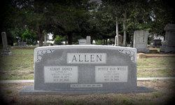 Myrtle Ray <i>Wells</i> Allen