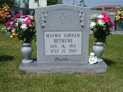 Maymie Irene <i>Gorham</i> Bethune