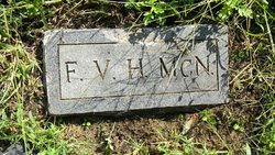 Frances V Fannie <i>Horne</i> McNear