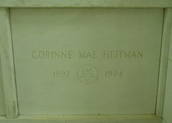 Corinne Mae Heitman