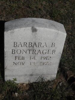 Barbara B Bontrager