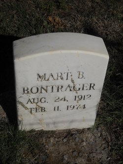 Mart B. Bontrager