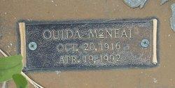 Ouida <i>McNeal</i> Allen