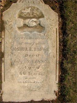 Joshua B J.B. Brown