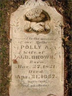 Polly Ann Brown