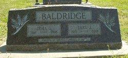 Earl J Baldridge
