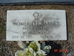 Homer Lee Barnes