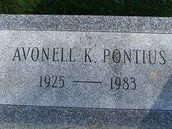 Avonell K Pontius