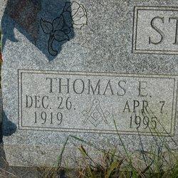 Thomas E Sterner