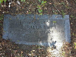 James Edwin Balliew