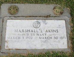 Marshall L. Akins