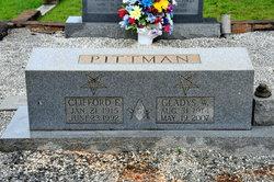 Gladys W. Pittman