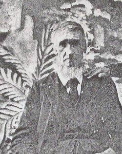 Rev Martin VanBuren Wright