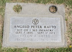 Angelo Peter Ratto