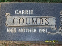 Carrie Coumbs