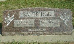 Clarence E Baldridge