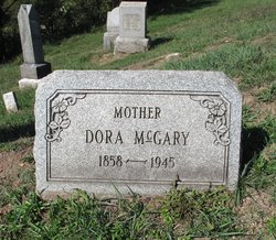 Dora <i>Carr</i> McGary