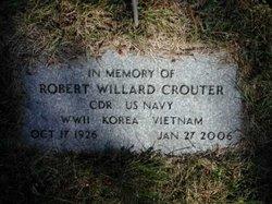 Robert Willard Crouter