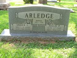 Nellie P <i>Patterson</i> Arledge