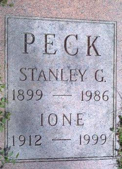Ione Peck
