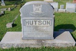 Annie Marie <i>Tuttle</i> Hutson