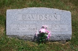 Gatha Pearl <i>Randolph</i> Davidson