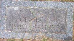 Claire E Davis