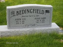Judith Vvs Judy <i>Baxter</i> Bedingfield