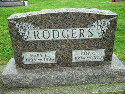 Mary Elizabeth <i>Sowers</i> Rodgers