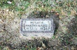 Martha Isabel <i>Elliot</i> Cloyd