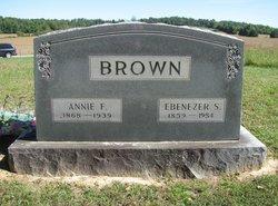 Annie Frances <i>Cates</i> Brown