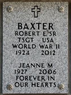 Jeanne M. <i>Billings</i> Baxter