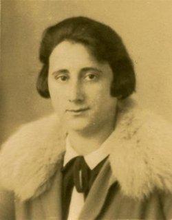 Edith <i>Holl�nder</i> Frank