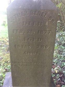 Luther Bedel, Sr