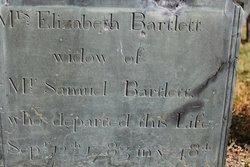 Elizabeth <i>Jackson</i> Bartlett