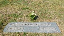 Lois Beatrice <i>Lewis</i> Maynard