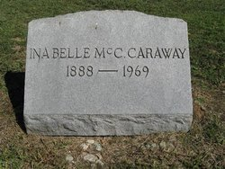 Ina Belle <i>McCullough</i> Caraway