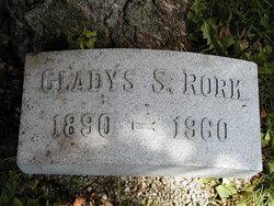 Gladys <i>Staples</i> Rork