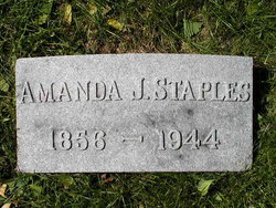 Amanda Jane <i>Parsley</i> Staples