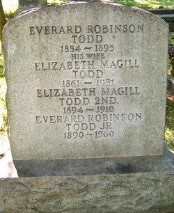 Everard Robinson Todd, Sr