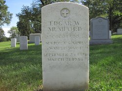 Edgar W Mumford